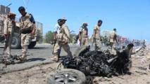 ارتفاع حصيلة التفجير الانتحاري بعدن  جنوب اليمن الى  60 قتيلا