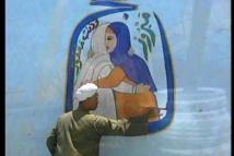 رواج سوق الفنانين الشعبيين بموسم رسم جداريات الحج بالصعيد