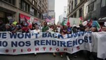 يوم بلا مهاجرين في امريكا