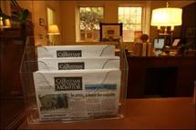 الانترنت يسبق الصحف كمصدر لللأخبار عند الأميركيين