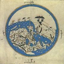 الإدريسي مبدع أول مجسم للكرة الأرضية