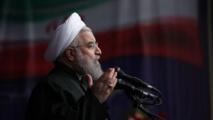 قبول ترشح روحاني للانتخابات الرئاسية واستبعاد أحمدي نجاد