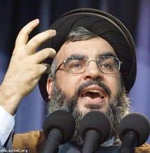 الصحافة المصرية تطالب بمحاكمة  نصر الله و تطلق علية لقب مجرم