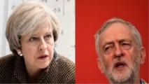 ماي وكوربين في نقاش مباشر قبل انتخابات بريطانيا المبكرة