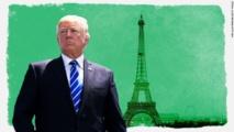 قادة العالم يأسفون لقرار ترامب الانسحاب من اتفاق باريس للمناخ