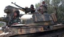 الجيش السوري يصل الى الحدود العراقية على وقع توتر مع التحالف
