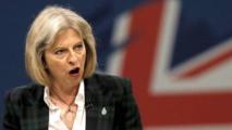 تيريزا ماي تكشف النقاب عن الحكومة البريطانية الجديدة