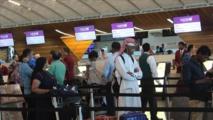 الدوحة.. حركة المسافرين في مطار حمد الدولي طبيعية