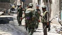 قوات النظام السوري تعلن هدنة في درعا بعد فشلها في تحقيق تقدم