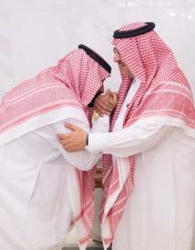 محمد بن نايف بايع محمد بن سلمان وليا للعهد