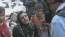 زوجة المقاتل الداعشي التي تحدثت عن وجود روسيات