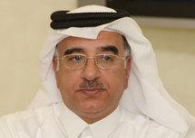 رئيس الاتحاد القطري لألعاب القوى عبدالله الزيني