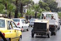 كاميرات مراقبة السيارات ساعدت على ضبط حركة المرور فى سوريا