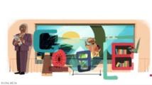 غوغل يحتفي بمولد الروائي العربي  الراحل الطيب صالح