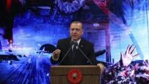 """أردوغان يشبه التصدي للانقلاب بنصر العثمانيين في """"جناق قلعة"""""""