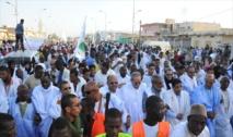 مسيرة للمعارضة الموريتانية لإسقاط الاستفتاء على تعديل الدستور