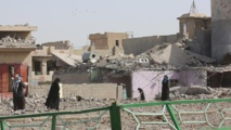 إيران تبدي استعدادها لإعادة إعمار الموصل