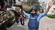 رصد 115 حالة انتهاك تعرض لها الإعلام في اليمن خلال أشهر