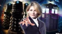 """جودي ويتاكر أول امرأة تلعب دور """"دكتور هو"""""""