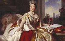 الملكة فيكتوريا في شبابها