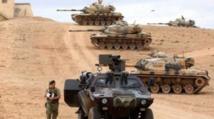 """معارك عنيفة بين قوات درع الفرات و""""قسد"""" شرق حلب السورية"""