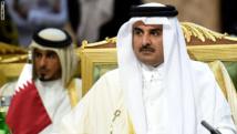 أمير قطر في اول خطاب بعد الازمة : حل الخلافات بالحوار