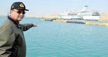 مصر تعترض سفينة حركة يمينية أوروبية في قناة السويس
