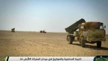 معركة البادية السورية تهدد طريق ايران نحو الساحل
