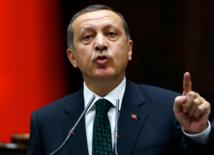"""اردوغان يعتبر إزالة البوابات الالكترونيه من مداخل الافصى """"غير كافية"""""""