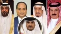 اجتماع لوزراء خارجية الدول المقاطعة لقطر وسط رفض الدوحة للمطالب