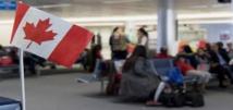 كندا تقيم مخيما للاجئين على الحدود مع الولايات المتحدة