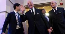 دي مستورا يأمل بمحادثات جوهرية بشأن سورية باكتوبر المقبل