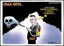 أمريكا: الأسد مايزال يمتلك أسلحة كيماوية ومستعد لاستخدامها