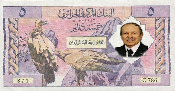 القانون يعاقب المزورين ...تحذير في قلب العملة الجزائرية