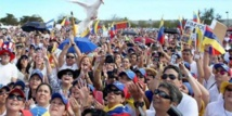 """""""خريف الأمة البوليفارية"""" يخيم على فنزويلا وأزمتها تتصاعد"""