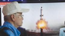كوريا الشمالية تطلق صاروخا فوق اليابان وترامب يردان بتكثيف الضغوط