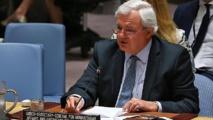 """أوبراين يوبّخ أعضاء مجلس الأمن بسبب """"الوضع المخيف"""" في سوريا"""