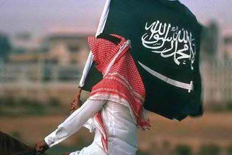 تدريبات ميدانية للجيش السعودي - ارشيف