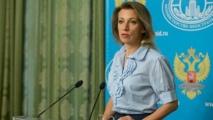 ماريا زاخاروفا ,, المتحدثة باسم وزترة الخارجيه الروسية