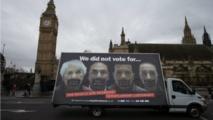 """تسريبات """"عدائية"""" لموقف الاتحاد الأوروبي إزاء خروج بريطانيا"""