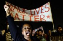 استمرار الاحتجاجات ضد العنصرية لليوم الثالث في سانت لويس الامريكية