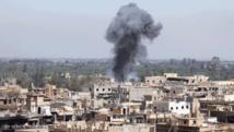 إسرائيل قصفت من جديد مستودعات أسلحة لحزب الله في دمشق