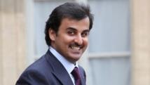 أمير قطر يعود الى الدوحة وسط استقبال جماهيري حاشد