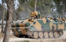 تركيا ترسل مزيدا من التعزيزات إلى الحدود السورية