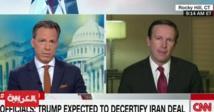 ميرفي : الخروج من الاتفاق النووي سيضر أمريكا ويفيد إيران