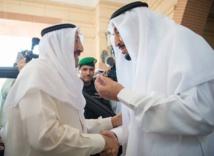 أمير الكويت يبحث فى السعودية الأزمة القطرية