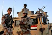 القوات العراقية تسيطر على مدينة سنجار بعد انسحاب البيشمركة