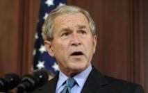 جورج بوش يدين دخول أمريكا بعهد جديد من سياسة الانعزال