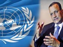 ولد الشيخ يقدم مقترحات لوقف النزاع و حل سياسي في اليمن