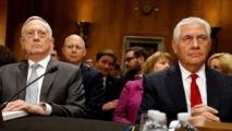 تيلرسون: لا نطلب تفويضا لعمل ضد الأسد